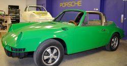 #0442 1970 Porsche 911T