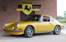 #1269 1972 Porsche 911T