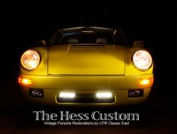#1377 1983 Porsche 911 Hess Custom