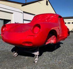 #6993 1963 Porsche 356B SC
