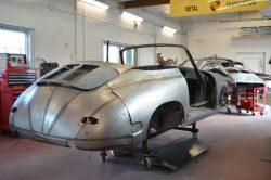 #9642 1964 Porsche 356 Cabriolet